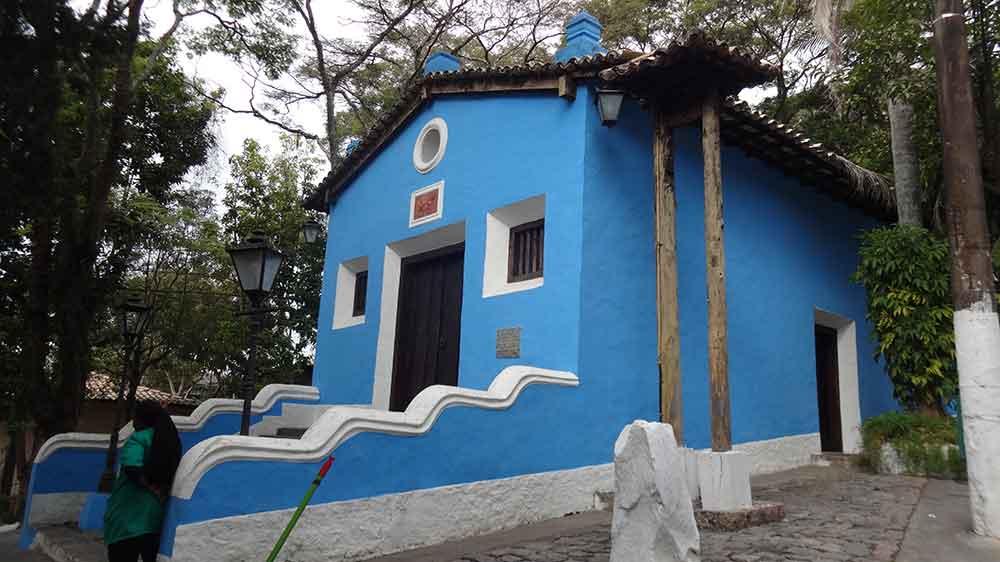 Capela de São Lázaro - Embu das Artes SP