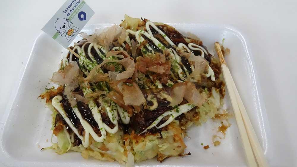 Festival do Japão - Prato Típico Okonomiyaki