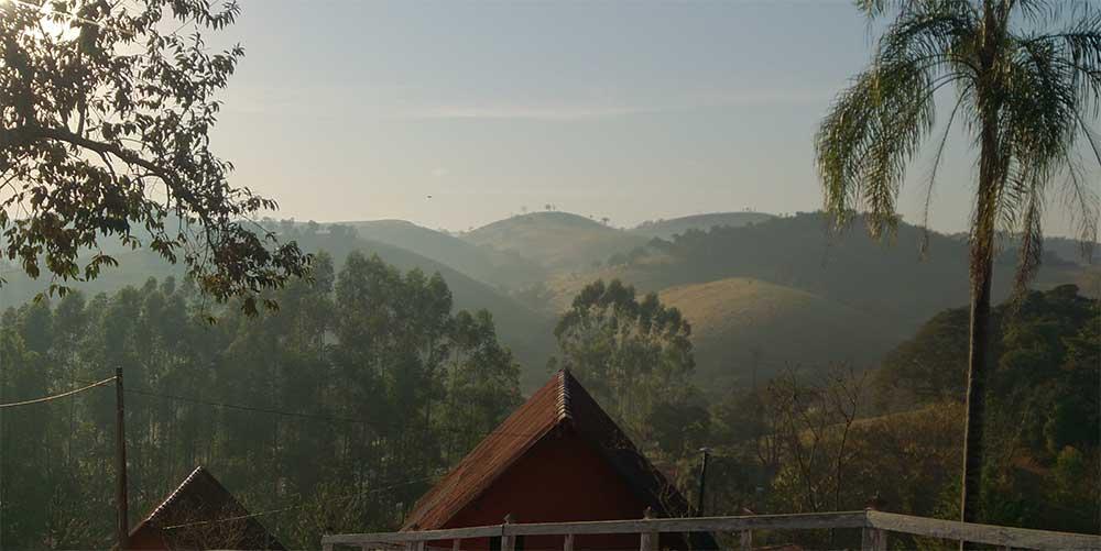 O fazer em Cunha - Vista das Montanhas