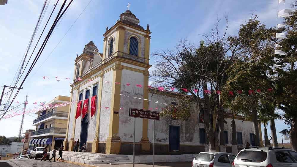 O fazer em Cunha - Igreja do Rosário