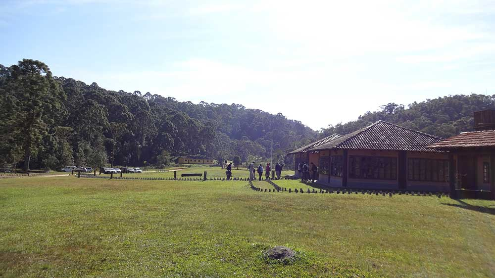 Parque Estadual da Serra do Mar - Centro de Visitantes