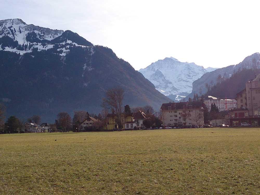 Melhores Destinos da Europa - Interlaken Suíça