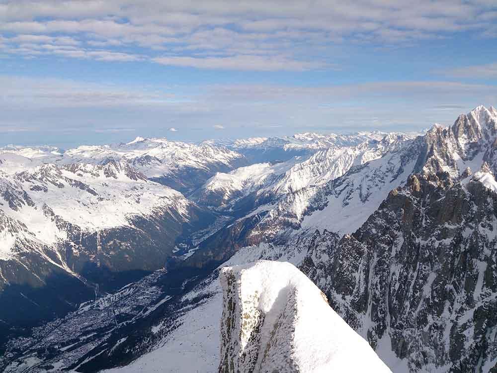 Melhores Destinos da Europa - Chamonix - Mont Blanc