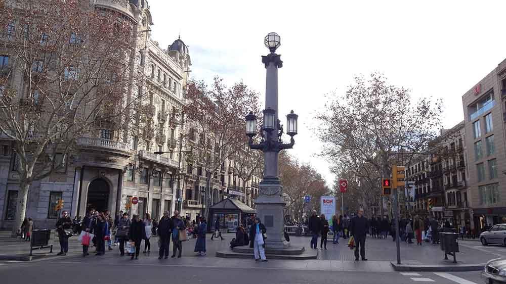 Melhores Destinos da Europa - Barcelona Espanha