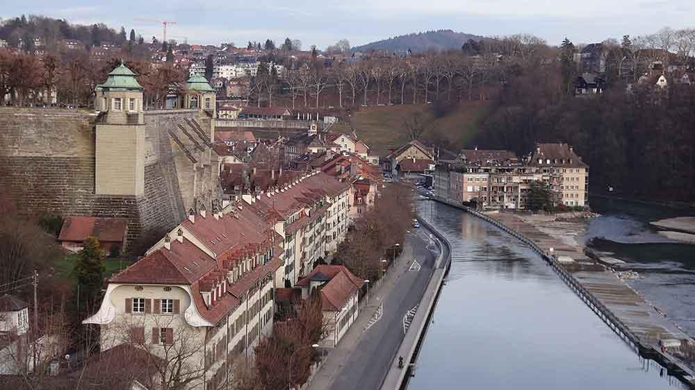 Melhores Destinos da Europa - Berna Suíça