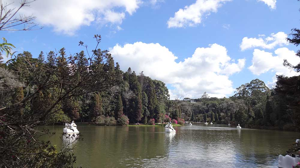 Pontos Turísticos de Gramado - Lago Negro
