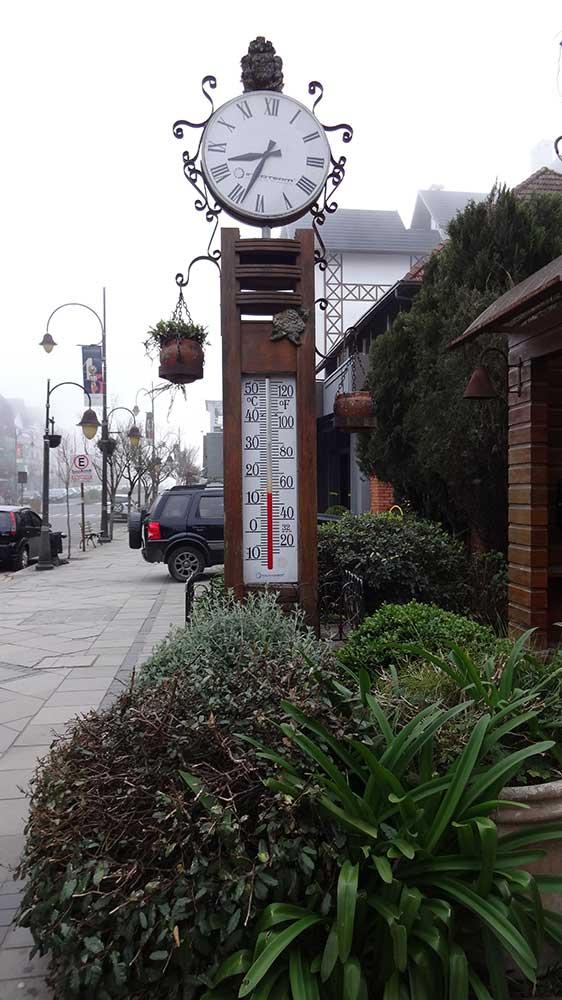 Pontos Turísticos de Gramado - Ruas de Gramado