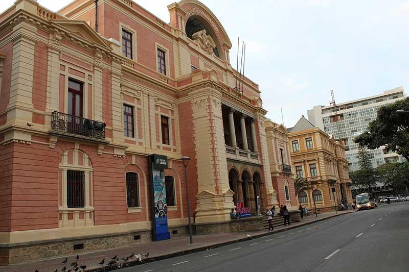 Cidades Históricas - Belo Horizonte