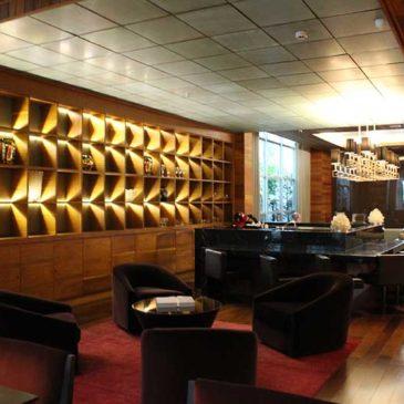 Hotel em Belo Horizonte, release sobre Clan Glass