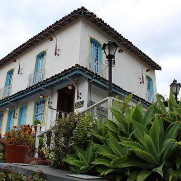 Pousada em Tiradentes, release sobre a Hospedaria da Villa