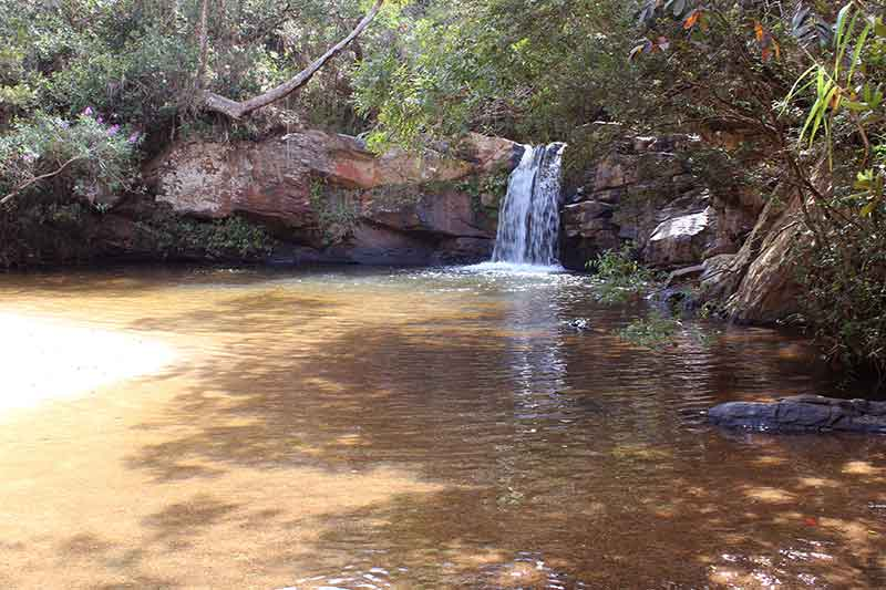 São Thomé das Letras - Cachoeira Paraíso