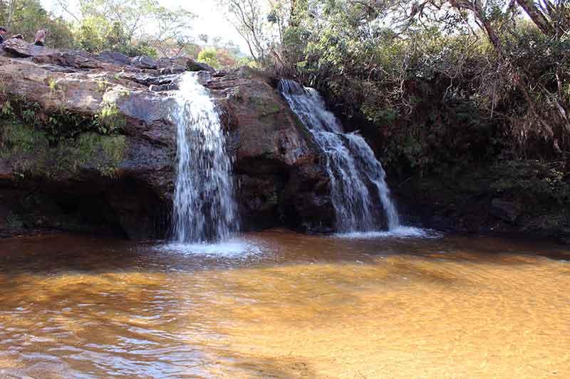 São Thomé das Letras - Cachoeira Flávio
