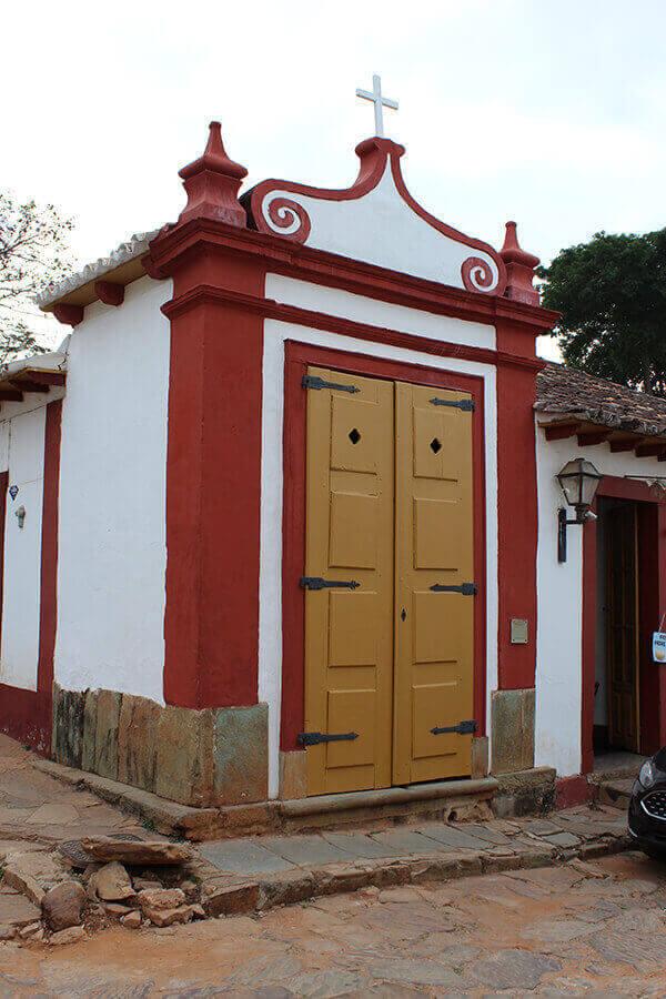 Capela da Paixão - Tiradentes MG