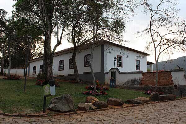Casa Comendador Assis - Tiradentes MG