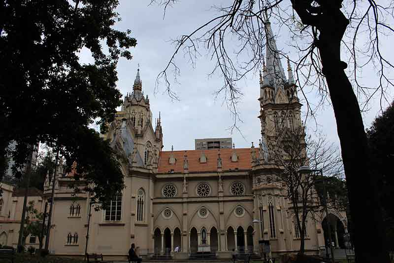 Catedral Nossa Senhora da Boa Viagem - Pontos Turísticos de Belo Horizonte