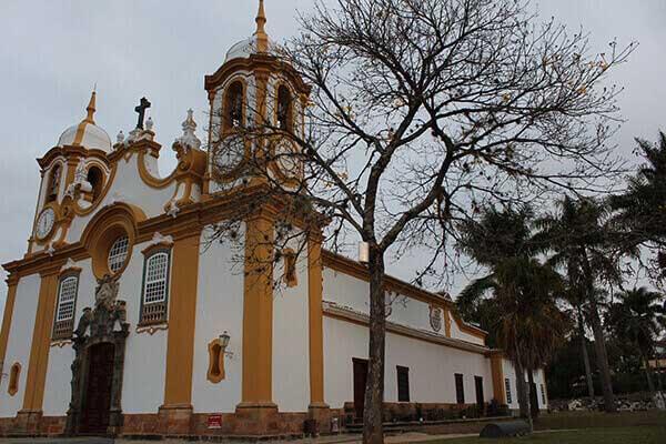 Igreja Matriz Santo Antonio - Tiradentes MG