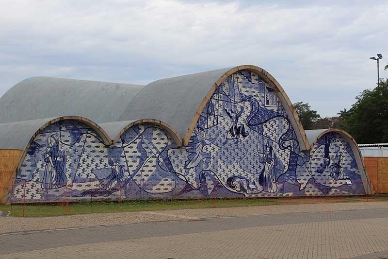 Igreja São Francisco de Assis - Pontos Turísticos de Belo Horizonte