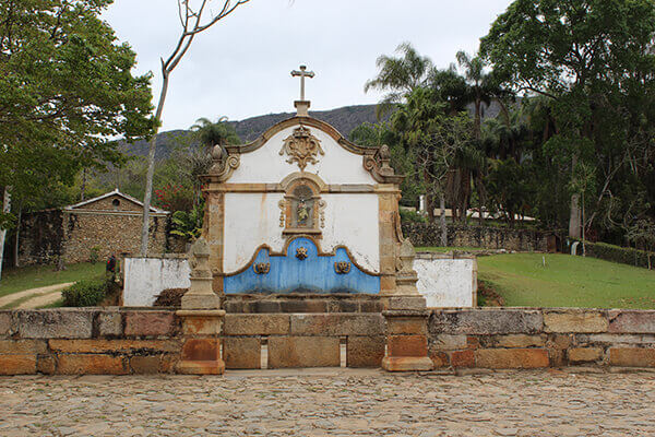 Largo do Chafariz- Tiradentes MG