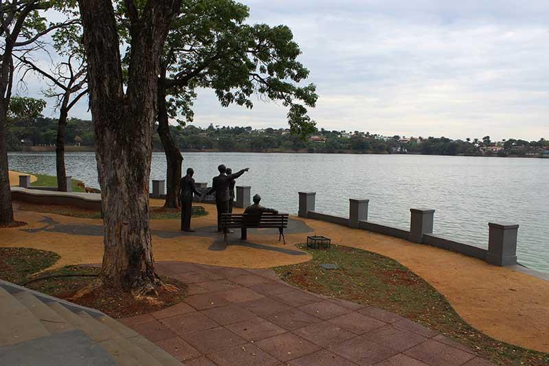 Mirante Parque da Pampulha - Pontos Turísticos Belo Horizonte