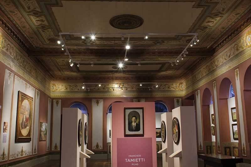Museu Mineiro - Pontos Turísticos de Belo Horizonte