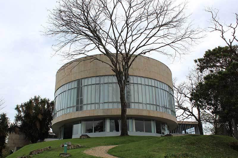 Museu de Arte - Pampulha - Pontos Turísticos de Belo Horizonte