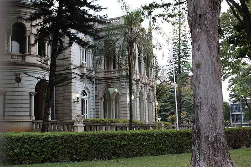Palácio da Liberdade - Pontos Turísticos de Belo Horizonte