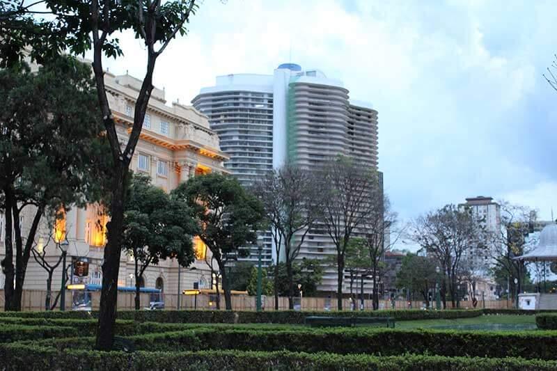 Praça da Liberdade - Pontos Turísticos Belo Horizonte
