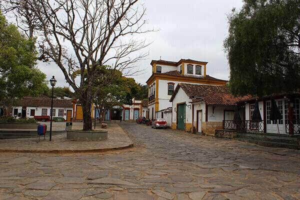 Prefeitura e Secretaria de Turismo - Tiradentes MG