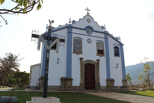 Santuário da Santíssima Trindade- Tiradentes MG