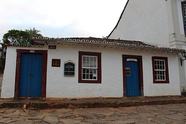 Teatro Casa de Boneco - Tiradentes MG