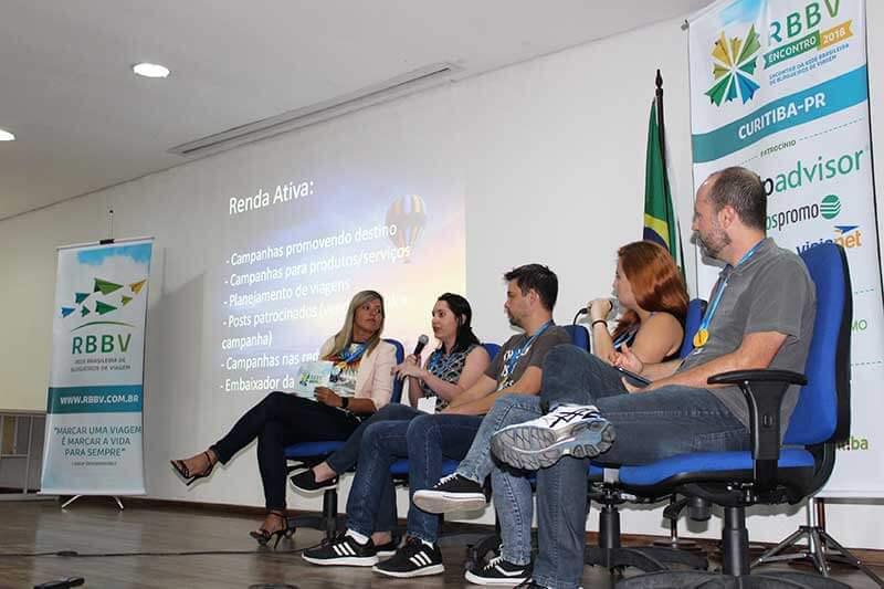 2º Encontro RBBV - Lugares para ir em Curitiba