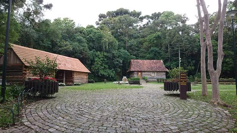 Bosque do Papa - Lugares para ir em Curitiba