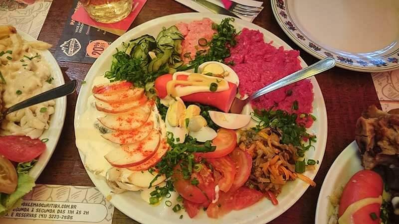 Carne de Onça - Bar do Alemão - Lugares para ir em Curitiba