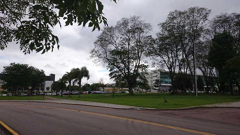 Centro Cívico - Lugares para ir em Curitiba
