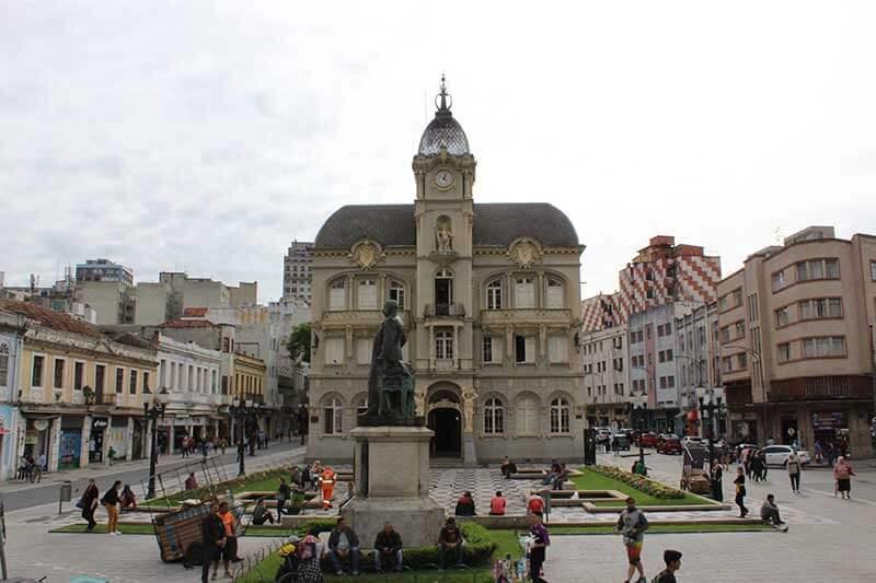 Centro de Curitiba