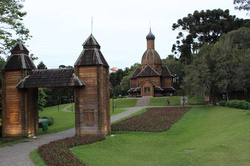Momorial Ucraniano - Lugares para ir em Curitiba