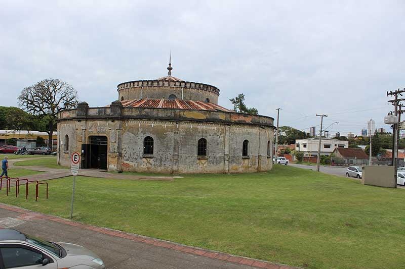 Teatro Paiol - Lugares para ir em Curitiba
