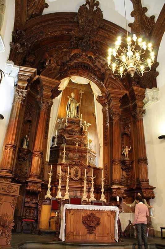 Basílica São Pedro dos Clérigos - Pontos Turísticos de Minas Gerais