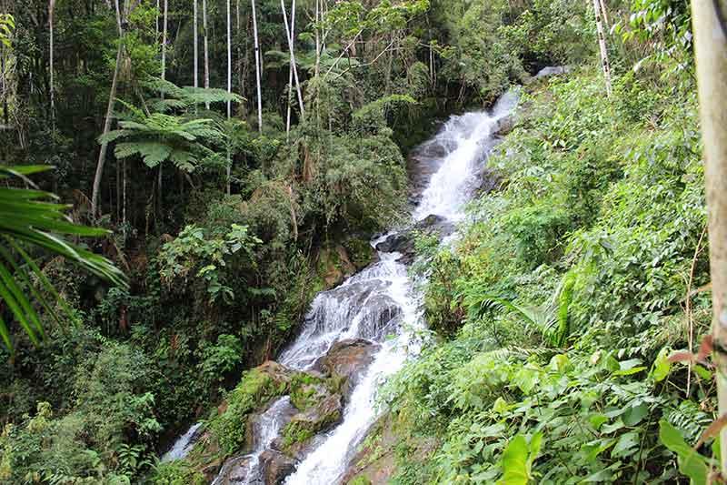 Cachoeira Complexo Pouso do Rochedo