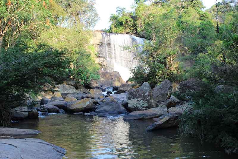 Cachoeira Machado I - Cidade das Cachoeiras