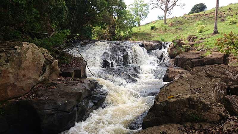 Cachoeira Panontin - Cidade das Cachoeiras