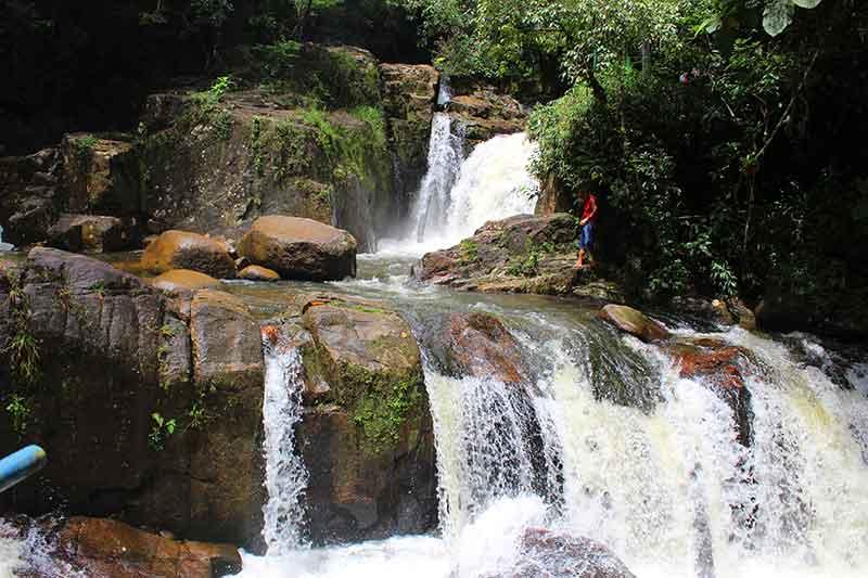 Cachoeira Pedro Davi - São Francisco Xavier SP
