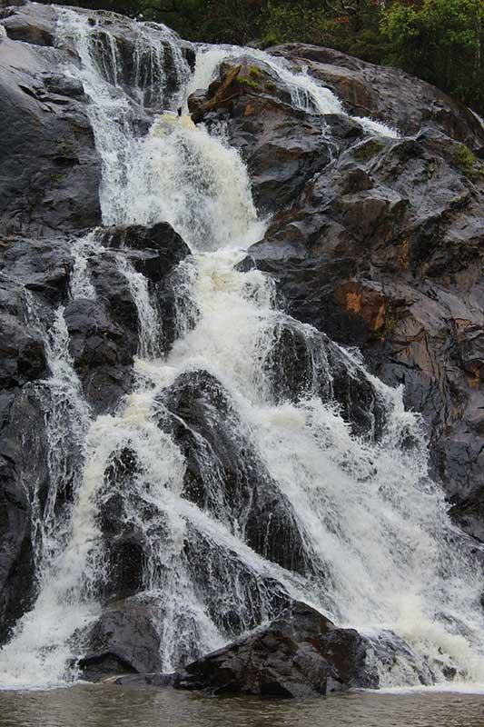 Cachoeira de Santa Rita - Cidade das Cachoeiras