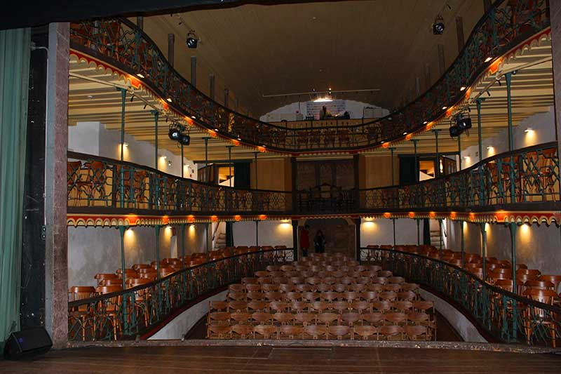 Casa da Opera - Teatro Municipal