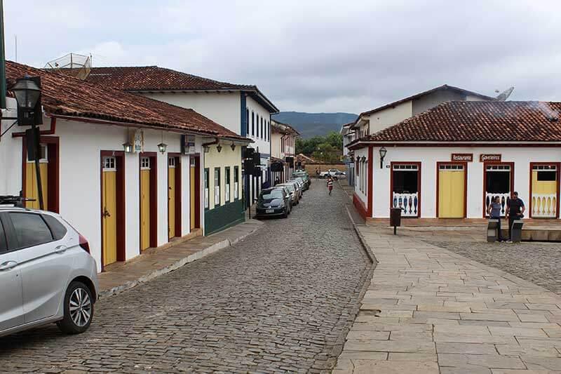 Casas dos Artesãos - Pontos Turísticos de Minas Gerais