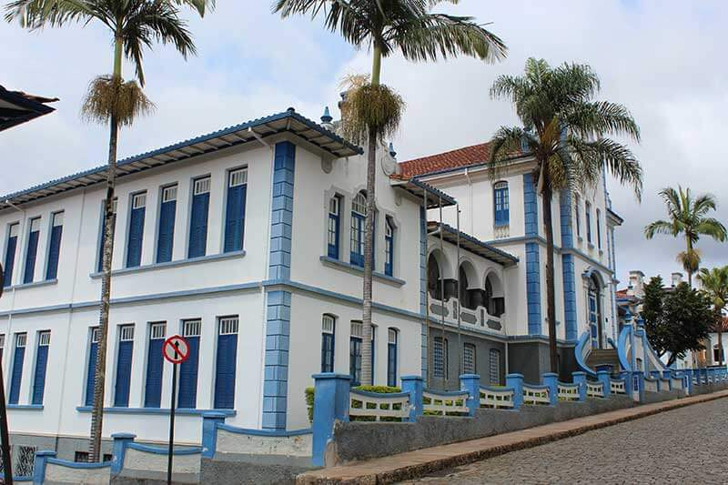 Colégio Providência - Pontos Turísticos de Minas Gerais