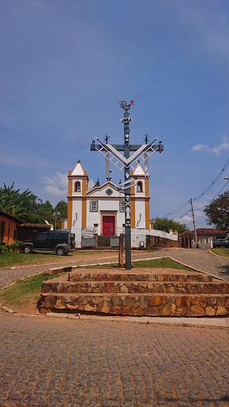 Igreja Nossa Senhora da Penha de França - Bichinho MG
