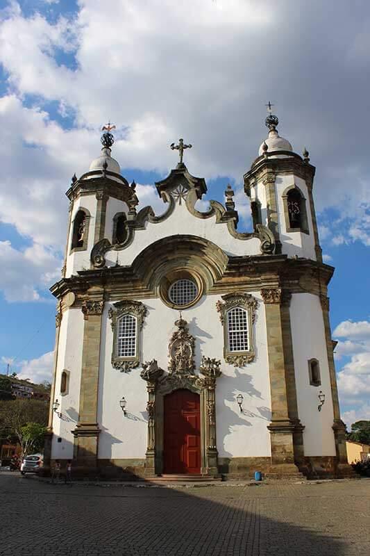 Igreja Nossa Senhora do Carmo - O que fazer em São João Del Rei