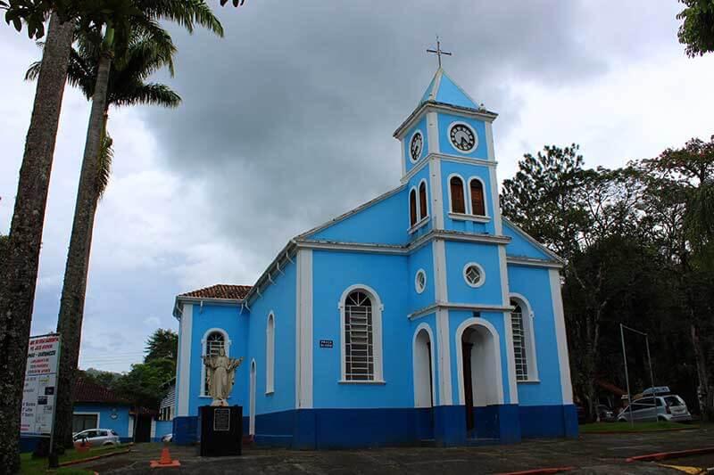 Igreja São Francisco Xavier SP