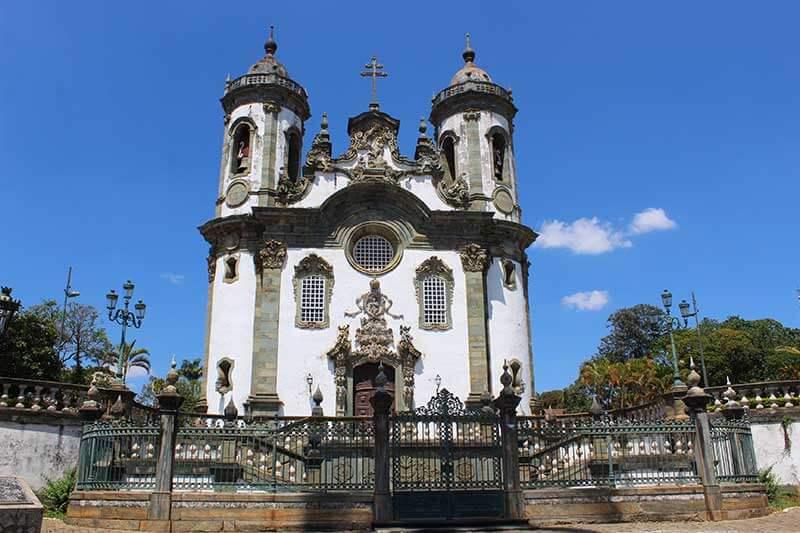 Igreja São Francisco de Assis - O que fazer em São João Del Rei